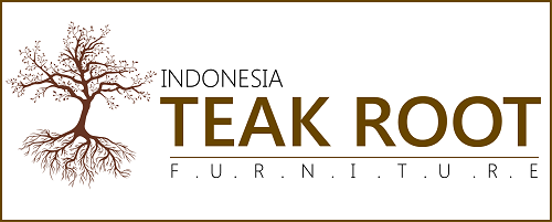 Indonesia teak root